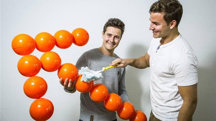 David Hess & Simon Knoth