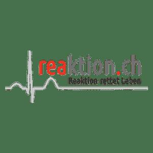 reaktion.ch Logo