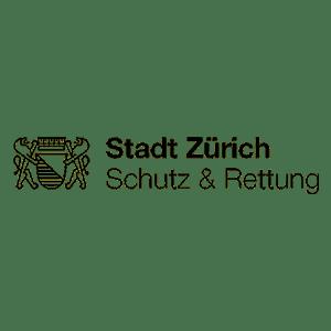 Stadt Zürich Schutz & Rettung Logo