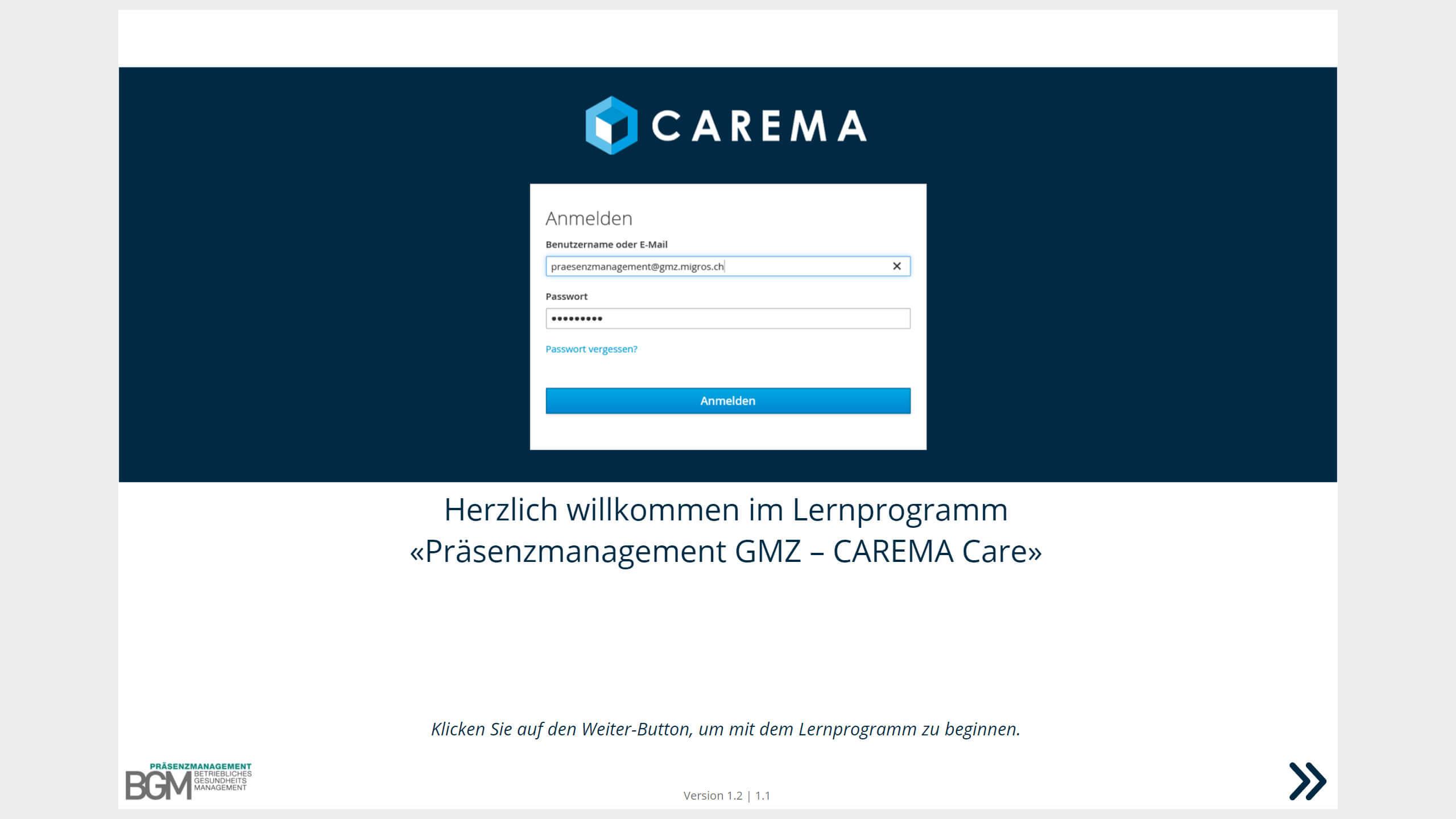 CAREMA Care