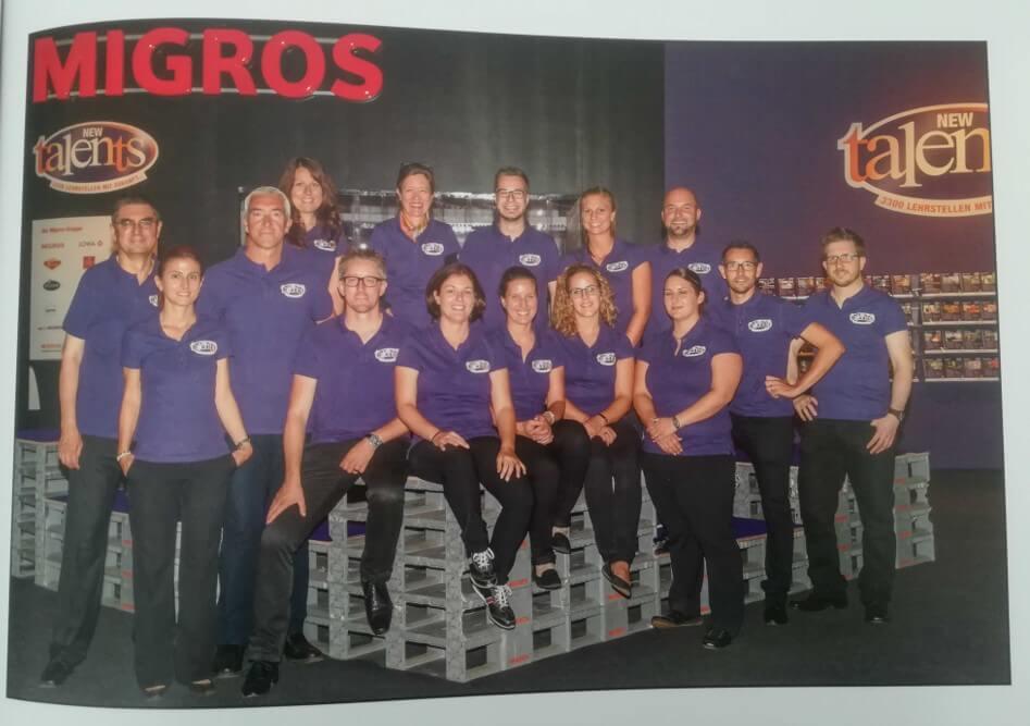 Swiss Skills 2014 Berufsbildung Migros Gruppe