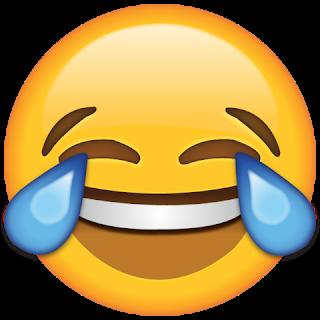 Lachendes Emoji